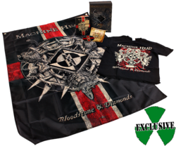 MACHINE HEAD - Bloodstone & Diamonds MAILORDER EDITION BOXSET