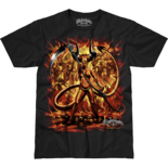 NIGHTSHADE DESIGNS - Burning Desire Shirt