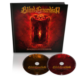 BLIND GUARDIAN - Beyond the Red Mirror EARBOOK (IMPORT)