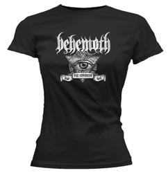 BEHEMOTH - Satanist Eye Ladies Shirt