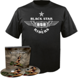 BLACK STAR RIDERS - The Killer Instinct (2CD Digi + T-shirt Bundle)