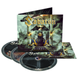 SABATON - Heroes Deluxe Edition (3CD)