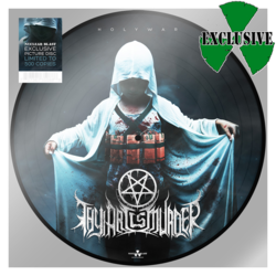THY ART IS MURDER - Holy War Picture Disc Vinyl