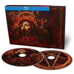 SLAYER - Repentless (CD/Blu-Ray Digipak)