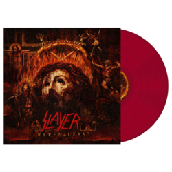 SLAYER - Repentless (Red LP)