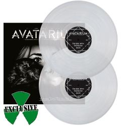 AVATARIUM - The Girl with the Raven Mask CLEAR VINYL IMPORT