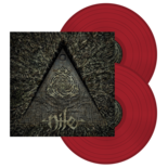 NILE - What Should Not Be Unearthed (Red DLP)