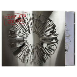CARCASS - Surgical Steel COMPLETE EDITION Import