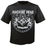 MACHINE HEAD - Classic Crest Shirt
