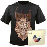 WITCHCRAFT - Nucleus CD Digipak + T-Shirt Bundle