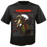 CARCASS - Dead Boy (Black TS)
