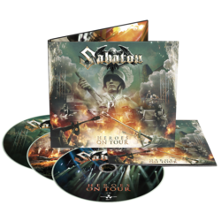 SABATON - Heroes On Tour (2DVD+CD)