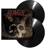 RAGE - The Devil Strikes Again BLACK VINYL (EURO IMPORT)
