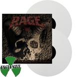 RAGE - The Devil Strikes Again WHITE VINYL (EURO IMPORT)