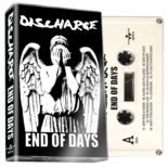 DISCHARGE - End Of Days (White Cassette)