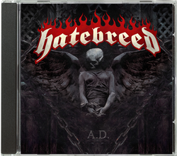 HATEBREED - A.D. (Single)