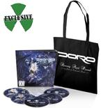 DORO - Strong and Proud EARBOOK DELUXE  (EURO IMPORT)