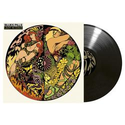 BLUES PILLS - Lady in Gold BLACK VINYL  (EURO IMPORT)
