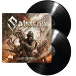 SABATON - The Last Stand BLACK VINYL (EURO IMPORT)