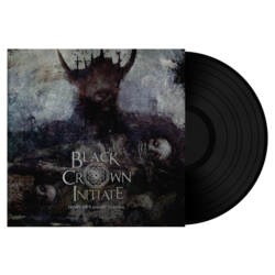 BLACK CROWN INITIATE - Selves We Cannot Forgive BLACK VINYL
