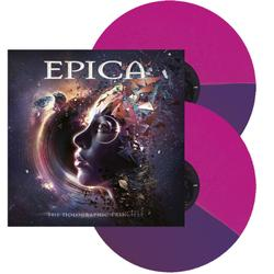 EPICA - The Holographic Principle BI COLORED VINYL import