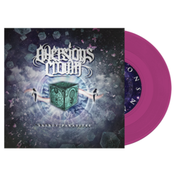 "AVERSIONS CROWN - Erebus/Parasites (Purple 7"")"