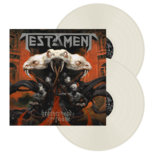 TESTAMENT - Brotherhood Of The Snake (Bone Vinyl)