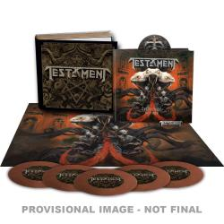 TESTAMENT - Brotherhood of the Snake MAILORDER EDITION