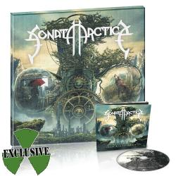 SONATA ARCTICA - The Ninth Hour MAILORDER EDITION+