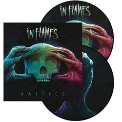 IN FLAMES - Battles PICTURE VINYL (EURO IMPORT)