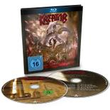 KREATOR - Gods of violence DIGIBOOK w/ Blu-Ray (EURO IMPORT)