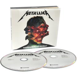 METALLICA - Hardwired... to Self Destruct 2CD