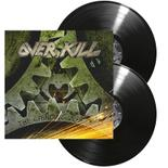 OVERKILL - The Grinding Wheel BLACK VINYL (EURO IMPORT)