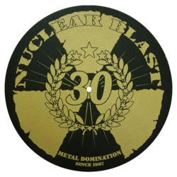 NUCLEAR BLAST - 30 Years SLIPMAT