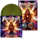 BATTLE BEAST - Bringer of Pain NB ANNIVERSARY GREEN VINYL Import