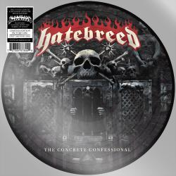 HATEBREED - The Concrete Confessional (Pic Disc)