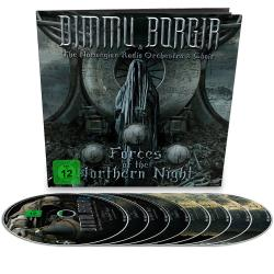 DIMMU BORGIR - Forces of the Northern Night EARBOOK (EURO IMPORT)