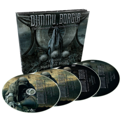 DIMMU BORGIR - Forces Of The Northern Night (2CD/2DVD)
