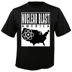 NUCLEAR BLAST AMERICA - Mangle Your Mind TS