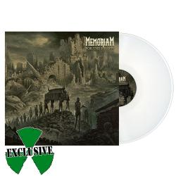 MEMORIAM - For the Fallen WHITE VINYL (EURO IMPORT)