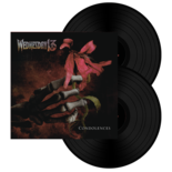 WEDNESDAY 13 - Condolences BLACK VINYL (EURO IMPORT)