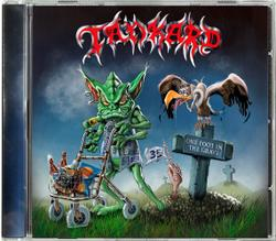 TANKARD - One Foot in the Grave CD (EURO IMPORT)