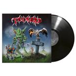 TANKARD - One Foot in the Grave BLACK VINYL Import