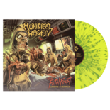 MUNICIPAL WASTE - The Fatal Feast (Yellow w/Green Splatter)
