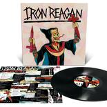 IRON REAGAN - Crossover Ministry BLACK VINYL