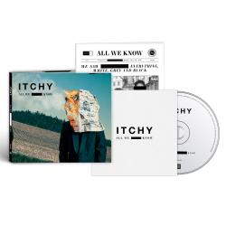 ITCHY - All We Know Digipak (EURO IMPORT)