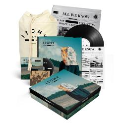 ITCHY - All We Know VINYL BOX SET (EURO IMPORT)