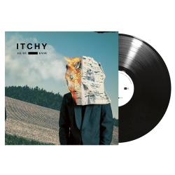 ITCHY - All We Know BLACK VINYL (EURO IMPORT)