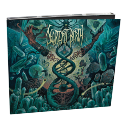DECREPIT BIRTH - Axis Mundi (Digipak)