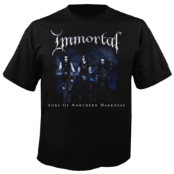 IMMORTAL - Sons Of Northern Darkness TS